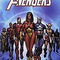 marvel deluxe new avengers 02 secrets et mensonges