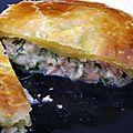 Minipies de saumon