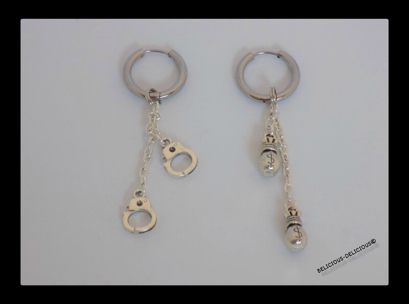earrings mens moto 2