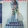 """Robe """"madame de maintenon"""""""