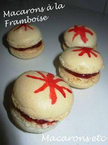 Macarons Framboise2