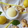 Gelo di limone et koulourakia au citron, citrons de tous les pays unissez-vous pour le foodista challenge #5