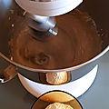 Cake ultra moelleux chocolat caramel & philadelphia 009