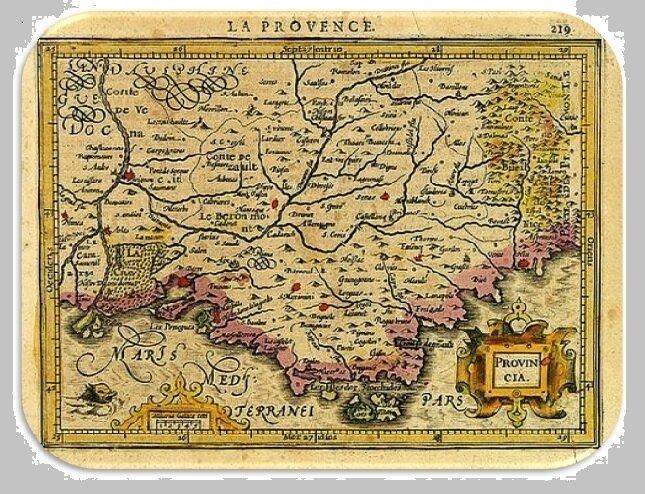 Comté de provence