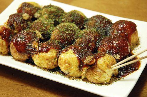 Resep Kue Jepang Takoyaki: Un Jour Au Pays Du Soleil Levant