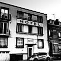 Un hôtel.