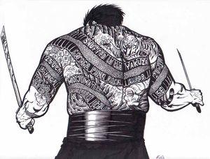 Rica_Yakuza