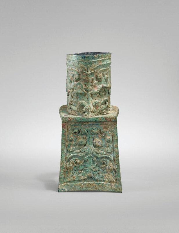 Important Ornement de Char en Bronze, Début de la Dynastie des Zhou Occidentaux, XIe-Xe avant J