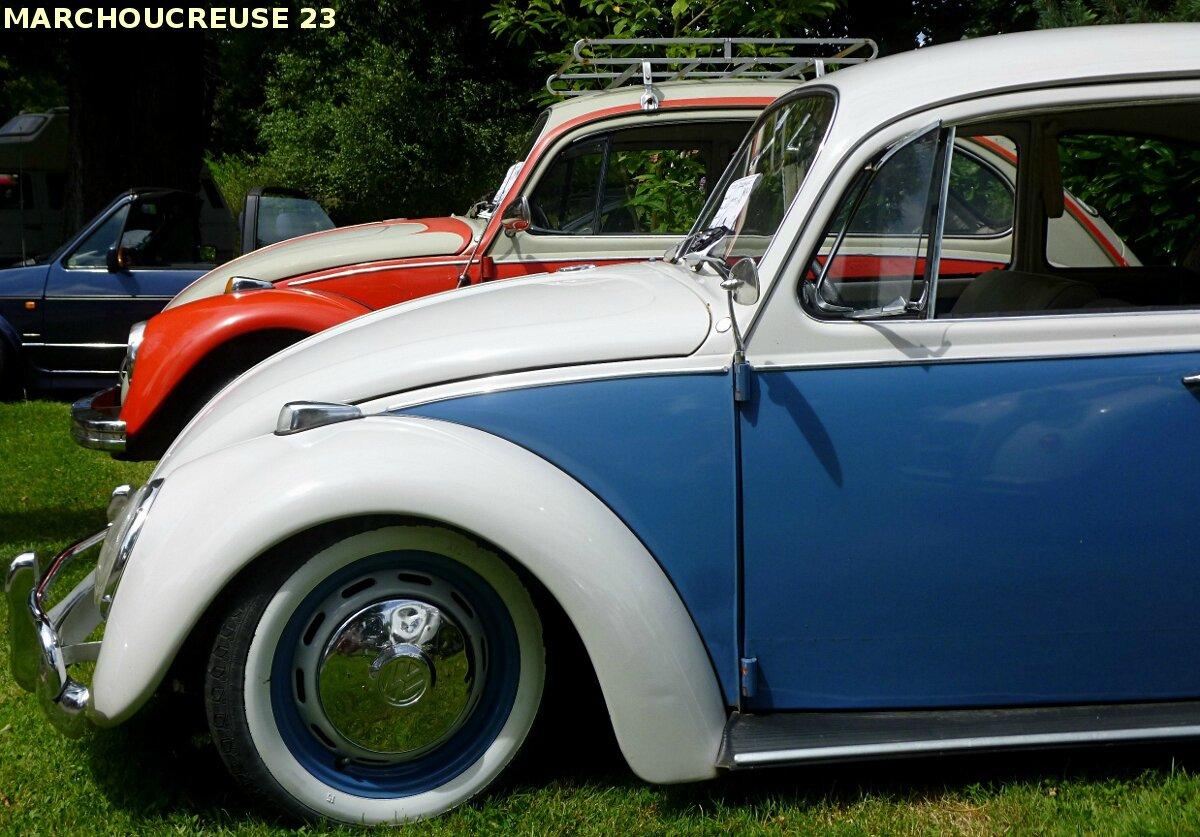 COX VW BICOLORES