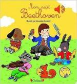 Mon petit Beethoven couv