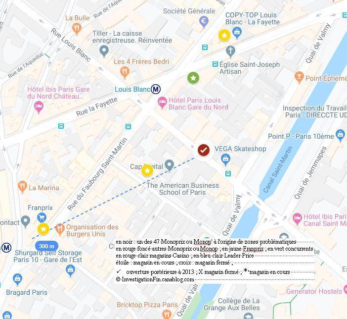 copie zone ecran new zone 3 22 rue Louis Blanc 75010