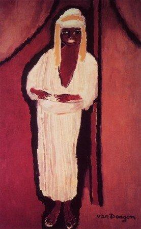 Jeune_arabe_1910_de_Kees_Van_Dongen