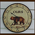 Heure d'ours