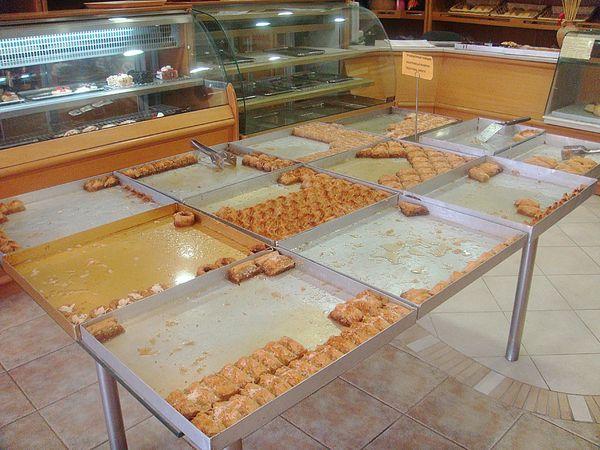 Pâtisserie Crétoise