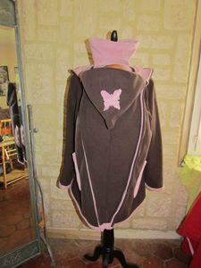 veste de portage chocolat vieu rose (4)