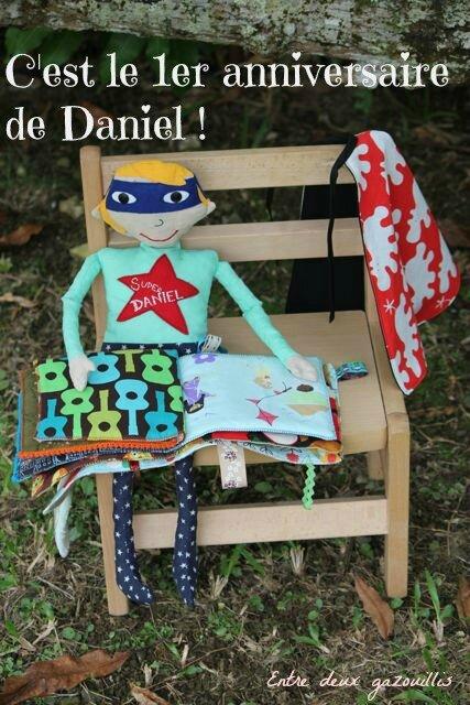 Cadeaux d'anniversaire Daniel 1
