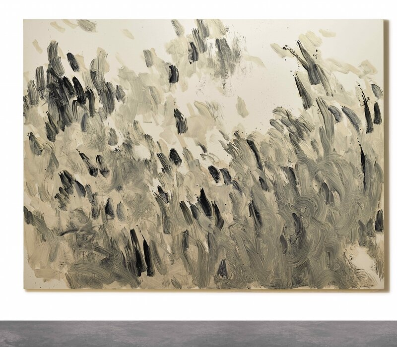 Lee Ufan, With Winds, 1988