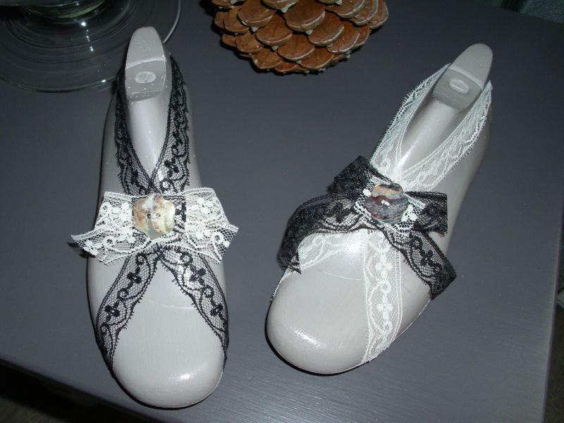 Formes à chaussures