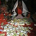Portefeuille magique de maitre daho kpingla +22960984341