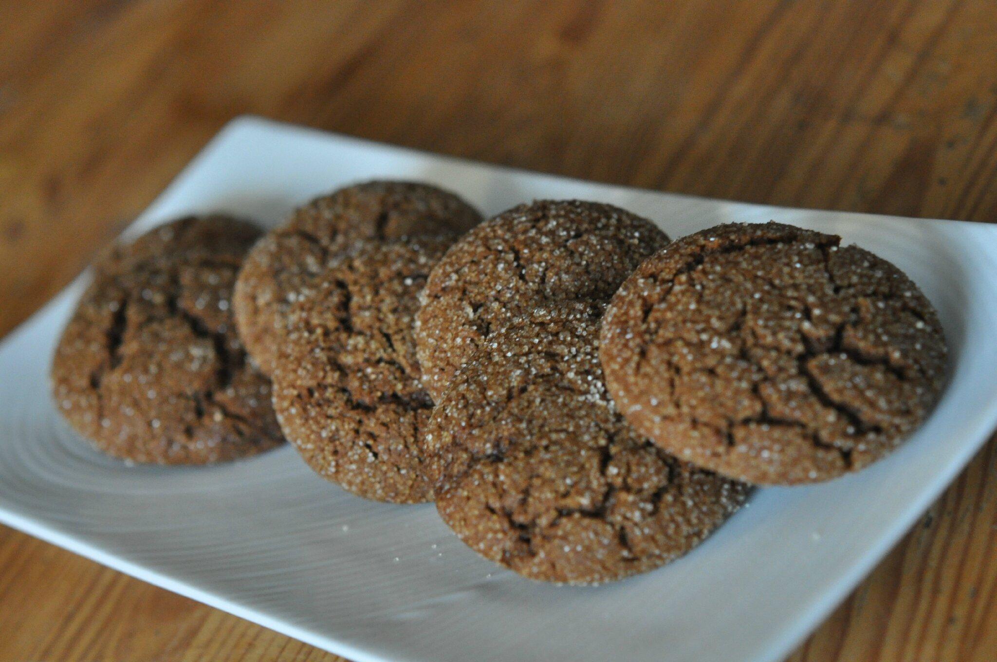 Biscuits moelleux aux épices