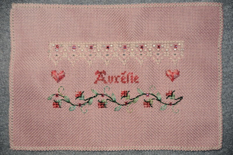 Aurélie by day (Victoria Sampler)