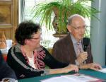 Agnès et Jacques Sotty se dévouent pour la bibliothèque sonore depuis 27 ans.