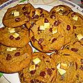 Cookie géant et petits cookies.....