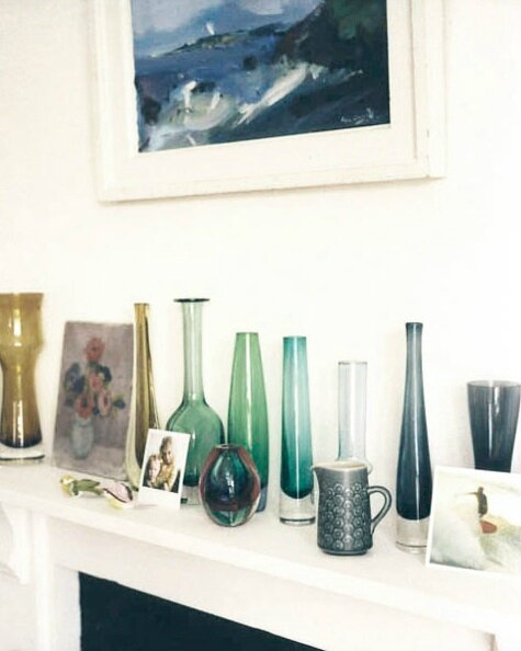 green-glass-over-the-mantle