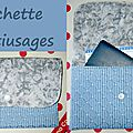 Pochette multi-usages