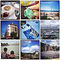 My holidays in instagram
