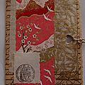 carte postale japonisant