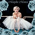 Wallpaper marilyn 'ballerina' par greene