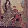 Harry clarke, edgar poe 5