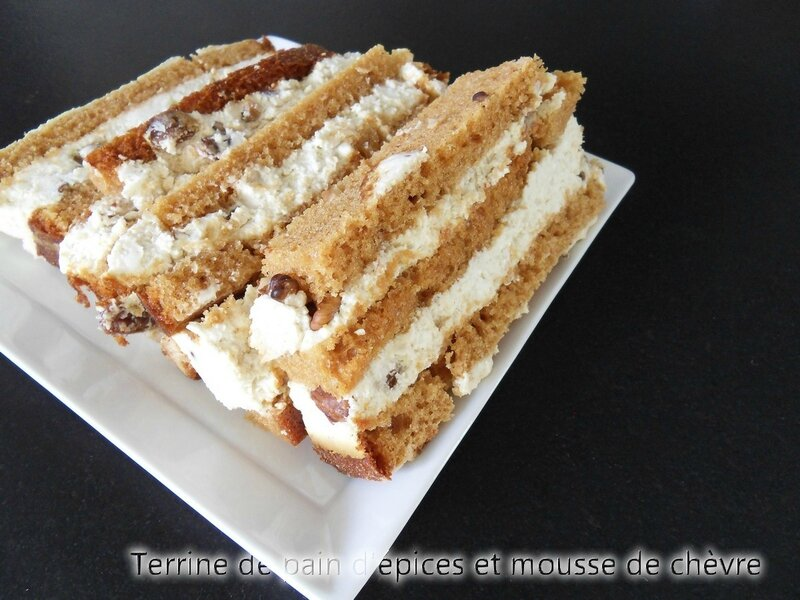 terrine pain d'épices mousse de chèvre2