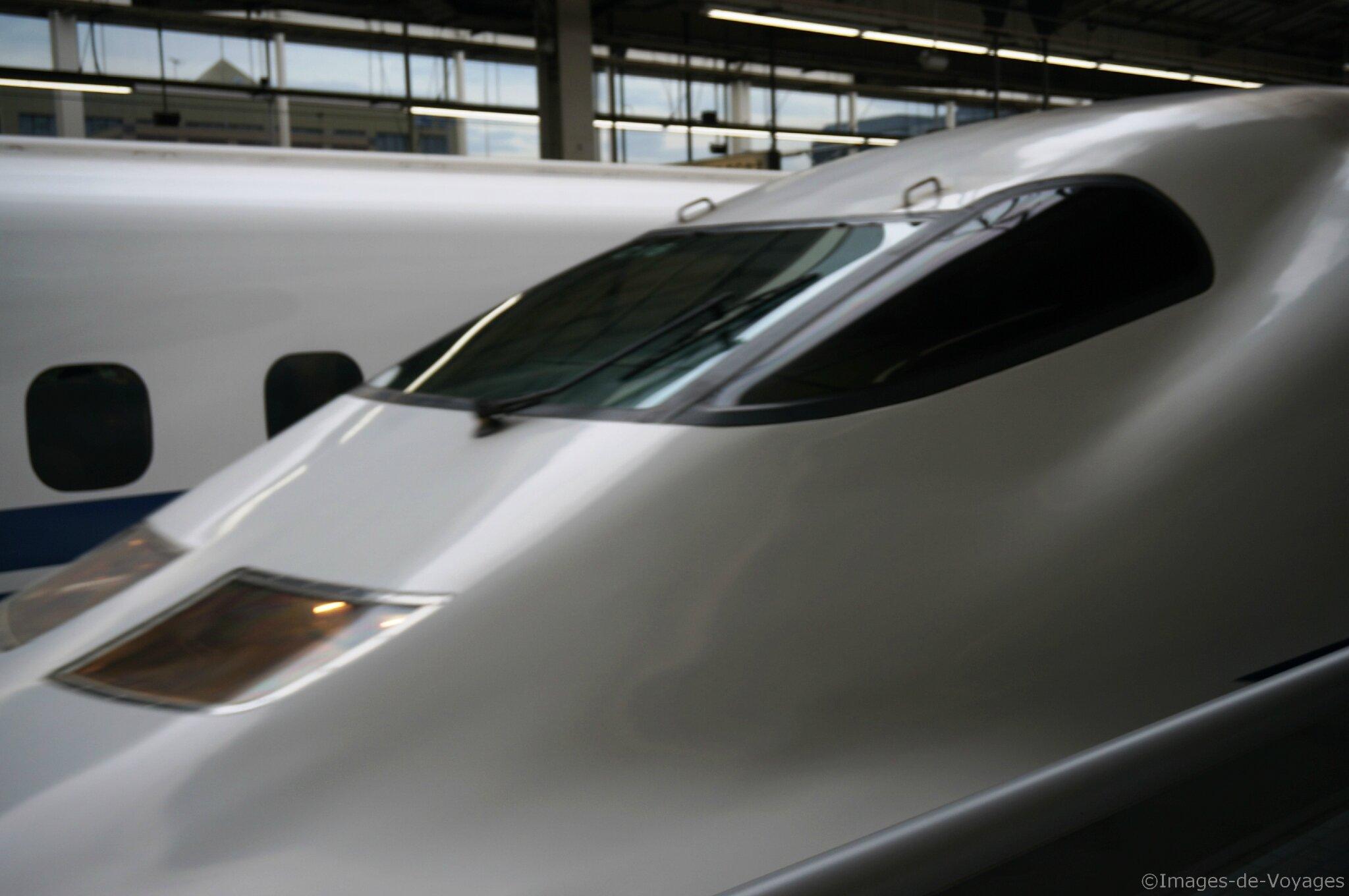 Kyoto - Bullet train