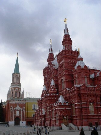 MOSCOU - La place rouge 0407 (4)