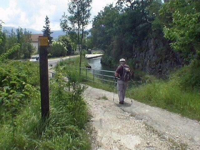 Canal retrouvé
