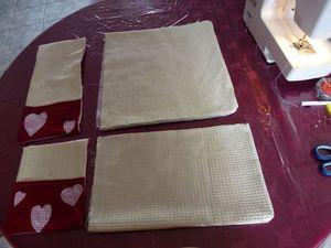 tapis décomposé
