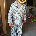 Pyjama de grand garçon