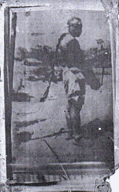 Mfumu Kimbangu enchainé en 1921