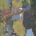 Maurice denis, peintre à part, à cheval sur le 19è et le 20è siècle