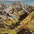 Vallée de Chamonix - Mont Blanc (datée 1968)