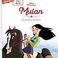 Mulan : l'histoire du film