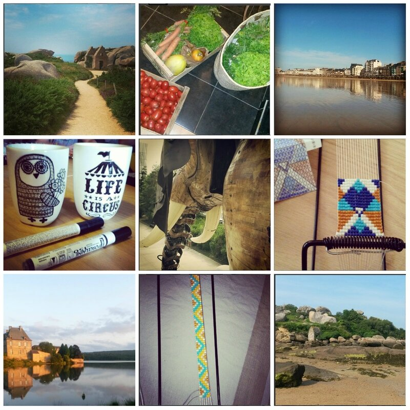 collage vacances 2014 IG