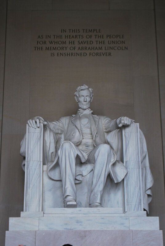 14-Dom Wash Abraham Lincoln