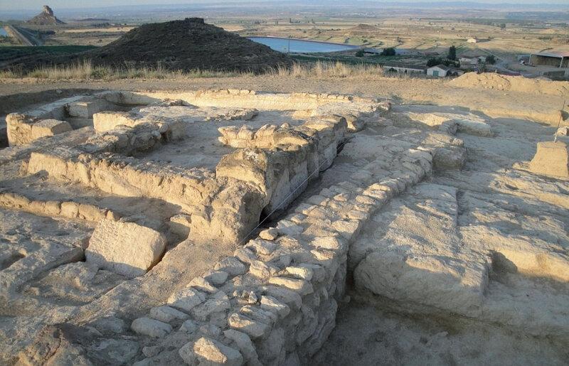 Marcen site Las Sillas