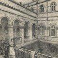 Entrée de l'établissement (1871)