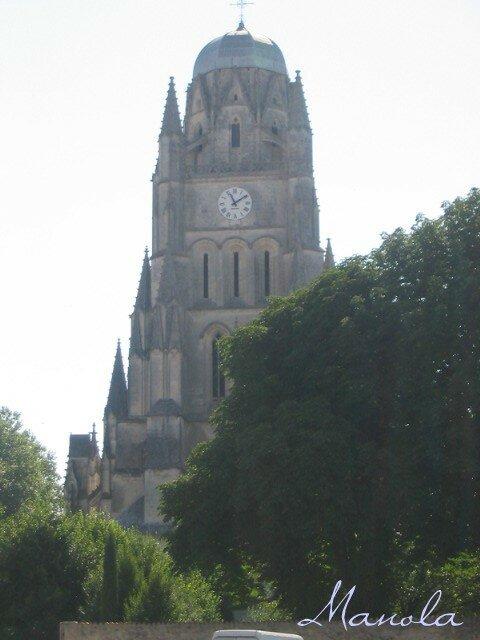 église de saintes
