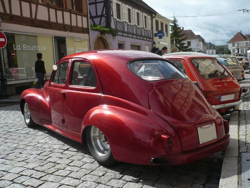 PEUGEOT 203 berline Custom Benfeld (2)