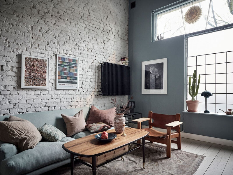 Vintage+Touches+in+a+Beautiful+Scandinavian+Home+bgfgfgf-+The+Nordroom